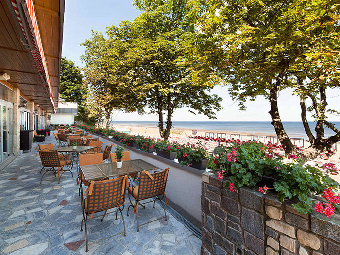 Baltic Beach Hotel & SPA - Hotellid Jūrmalas